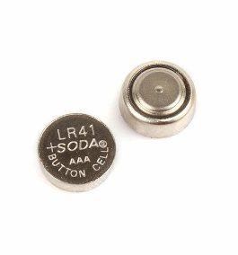 Bateria LR41 Unitária