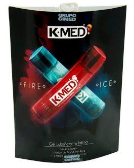 Kit Lubrificante K-Med Fire Ice