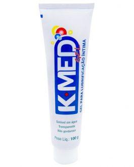 Lubrificante Íntimo K-Med Gel 100gr