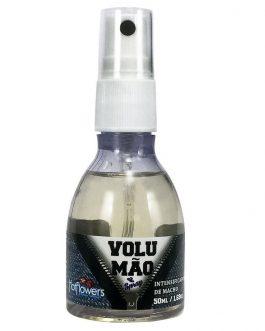 Spray Masculino Volumão Hot Flowers