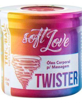 Bolinha Funcional Twister (Esquenta, Esfria, Vibra e Pulsa) – 3 Unidades