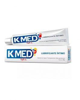 Lubrificante Íntimo K-Med Gel 50gr