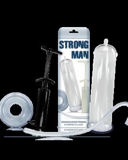 Bomba Peniana Manual Strong Men