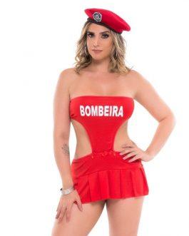 Fantasia Bombeira Niely