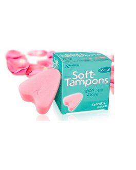 Soft Tampons – Absorvente Interno Unitário