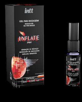 Spray Vasodilatador Unissex Inflate Intt