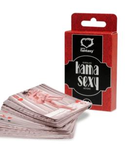 Baralho Kama Sexy Hétero 54 Cartas